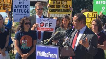 Progressive Caucus blasts Trump-GOP tax cut plan
