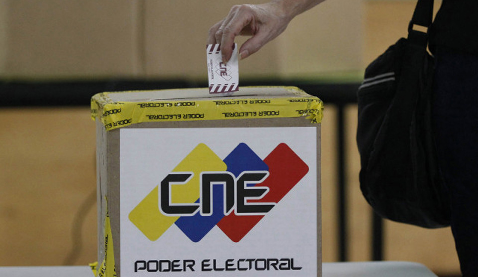Venezuela: Pro government candidates win in state elections