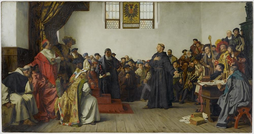 This week in history: The Protestant Reformation's 500th birthday