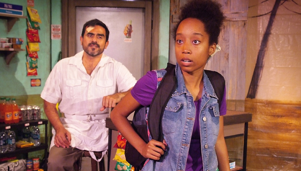 "World premiere play ""Runaway Home"": A home run about Katrina"