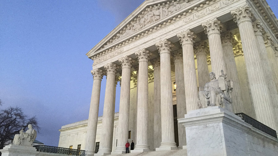 Justices wrestle with mandatory arbitration vs. labor law