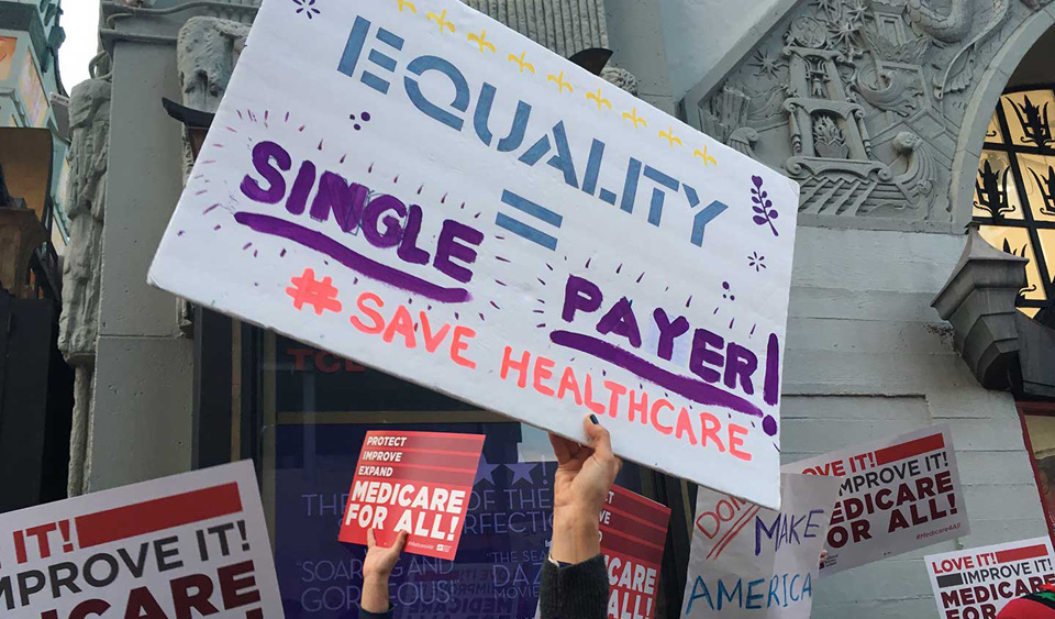 Union coalition to AFL-CIO:  Make single-payer health care a priority