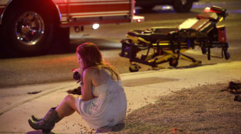 In last several hours, worst mass shooting in recent U.S. history
