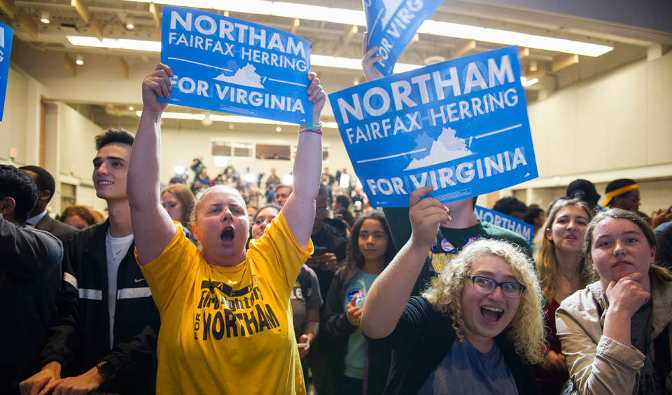 Virginia elections: Bad night for Trump, great night for the people