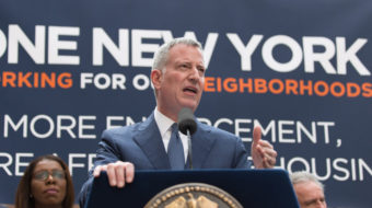 "Review of ""Reclaiming Gotham"" misses de Blasio's significance"