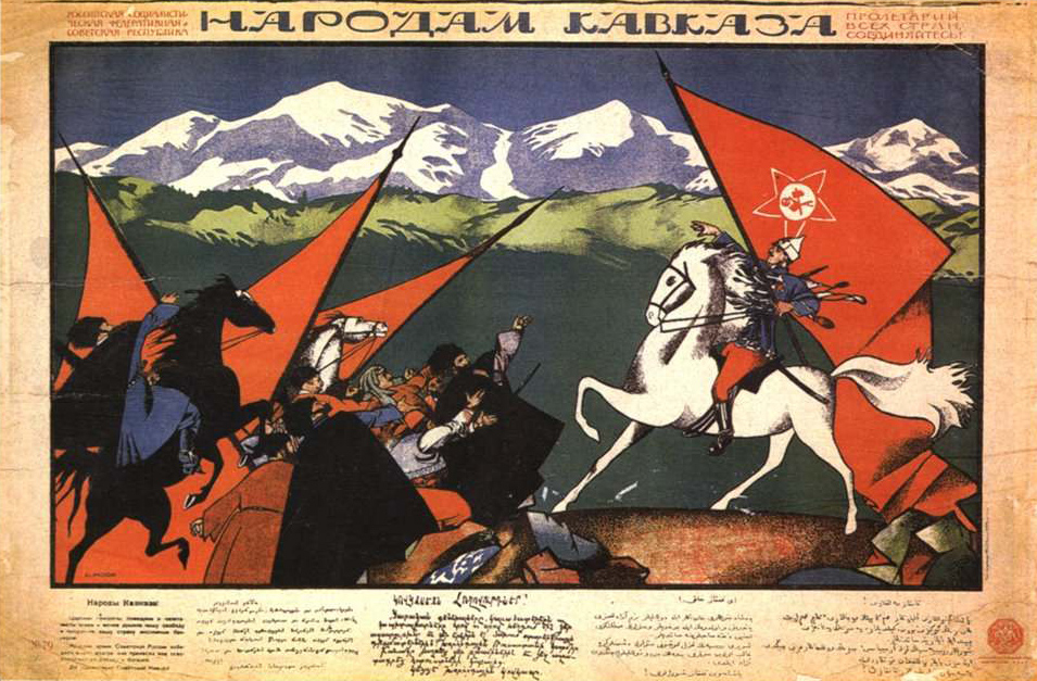 This week in history: Centennial of the October Revolution in Russia