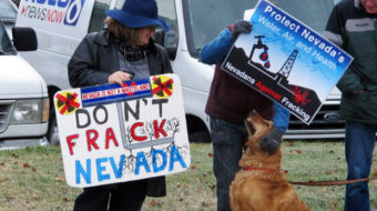 Trump's fracking plans put Nevada, West Virginia in crosshairs