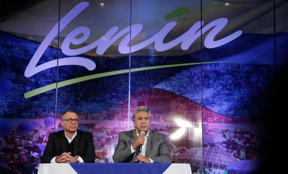 Goodbye Lenin: Ecuador's Moreno sacked from ruling party, retains presidency