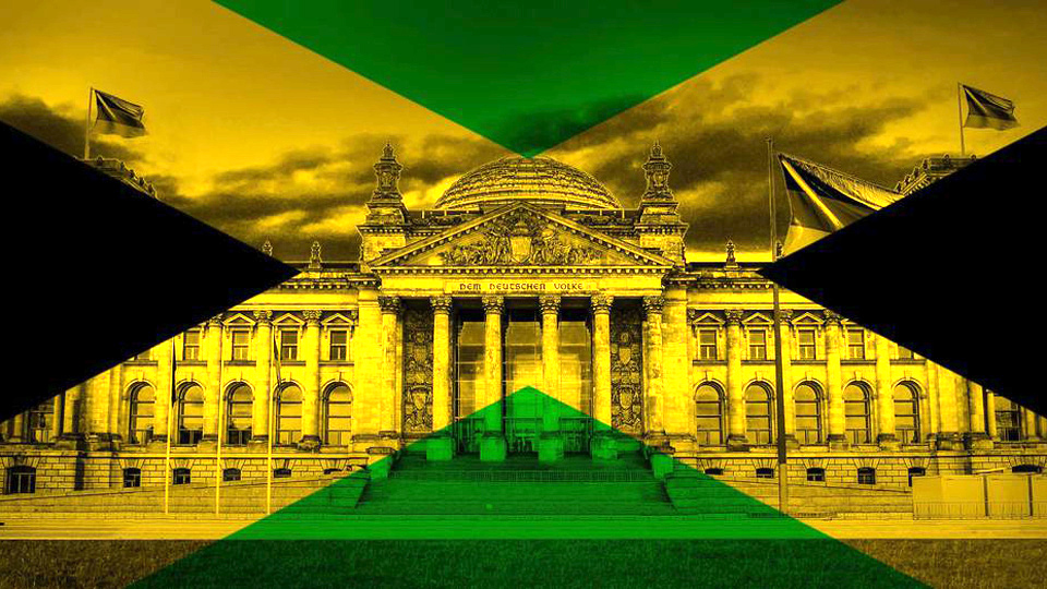 """Jamaica"" coalition in Germany experiencing birth pains"