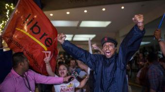 Left-center opposition looks headed for victory in Honduras