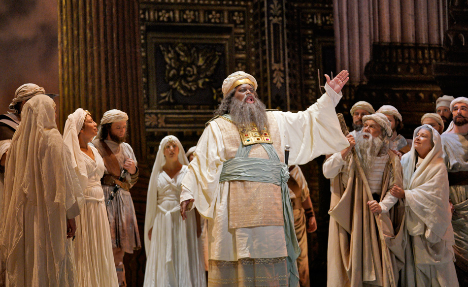 "Giuseppe Verdi's ""Nabucco"": 19th-century political theater"