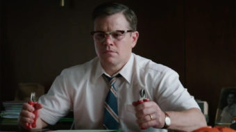 """New film """"Suburbicon"""" actually can be enjoyed!"""