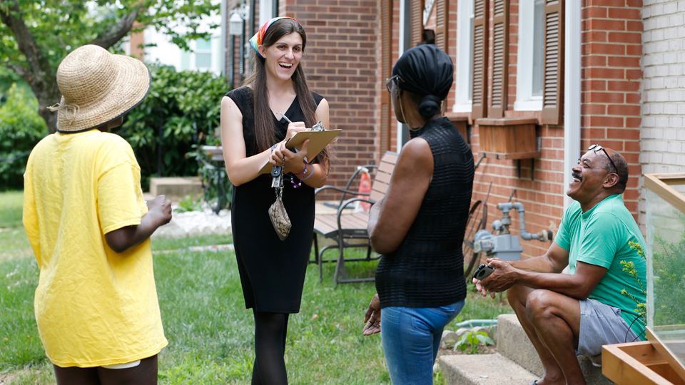 Danica Roem: Shoe leather and local issues key to progressive wins