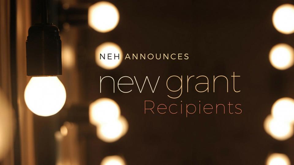 New Deal art, Blackfeet language preservation among projects receiving NEH grants