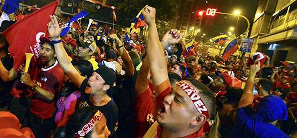 Venezuela, Rumbo a nuevas victorias