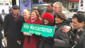 Overdue recognition for a champion of the people: Vito Marcantonio