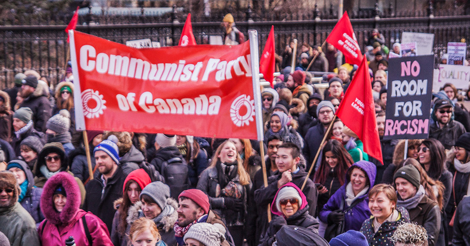 Canadian Communists welcome court decision lifting election restrictions