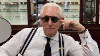 """Get Me Roger Stone"": Documentary on GOP mastermind of dirty tricks"