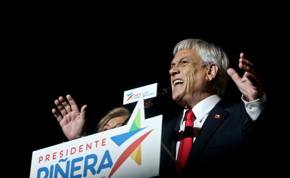Chile elections: Right-wing candidate takes the presidency