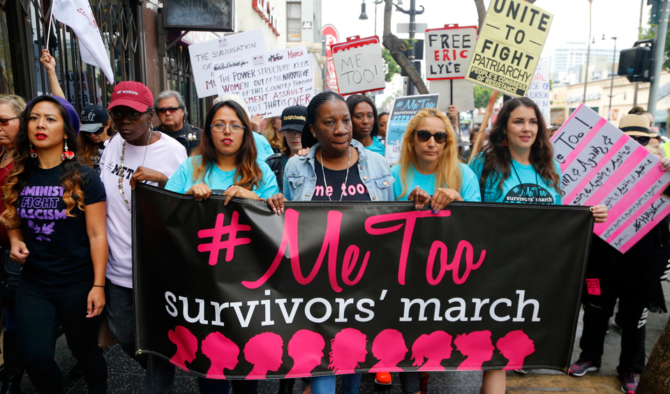 #MeToo solidarity: Time to transform the workplace for all women