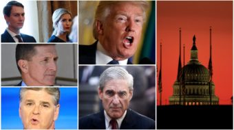 Get ready to hit the streets—Trump's crimes may require it