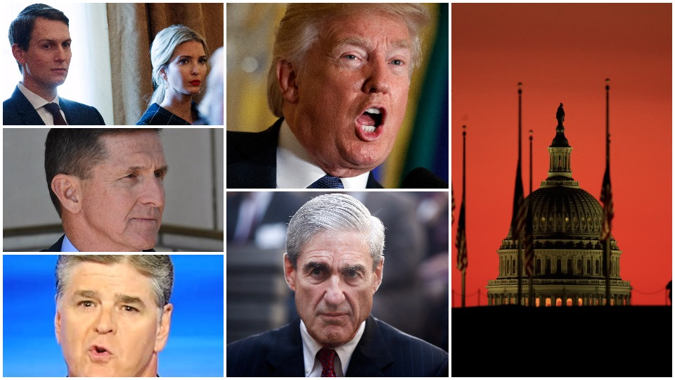 Attacks on Mueller probe: A conspiracy to destroy democracy