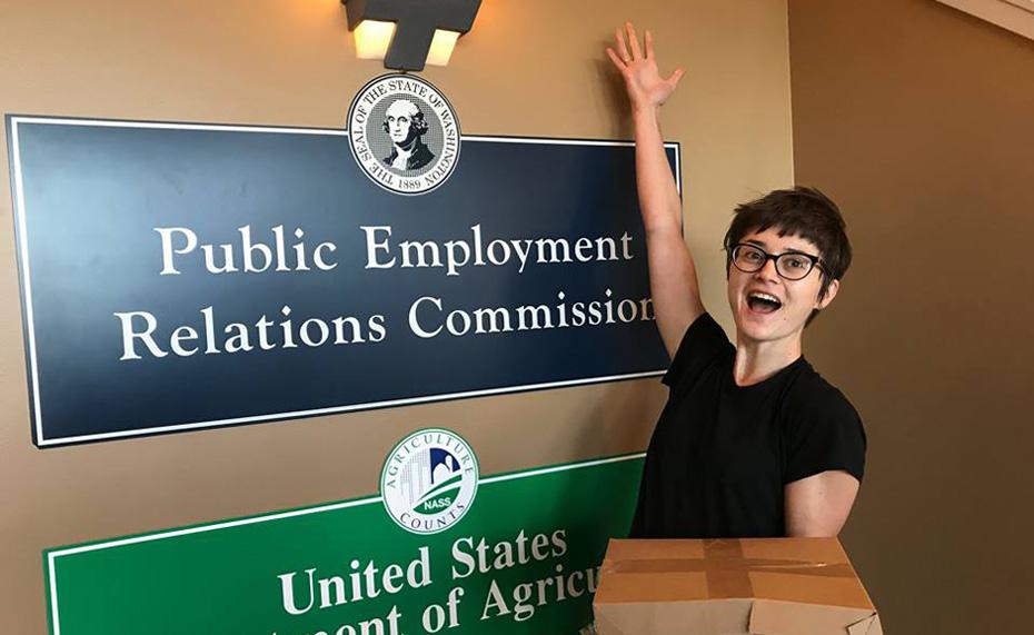 Univ. Of Washington postdocs: Unionize to stop sexual harassment on the job