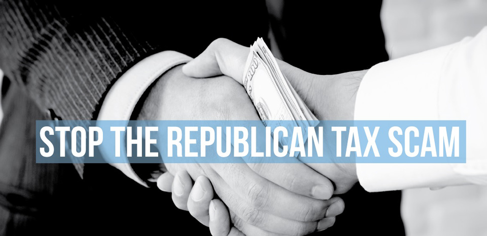 GOP goes for win on taxes, consequences be damned