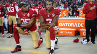 Colin Kaepernick's protest for….workplace democracy?