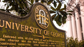 Wage cut rollout leads Univ. of Georgia workers to launch union drive
