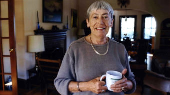 Best-selling sci-fi and fantasy writer Ursula K. Le Guin, 88