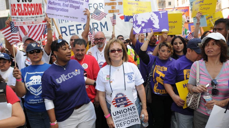 AFL-CIO unions gear up for major push in 2018 election cycle