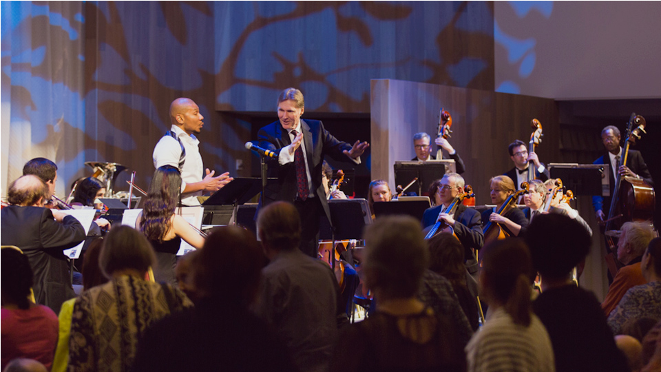 Santa Monica honors Dr. Martin Luther King, Jr., symphonically