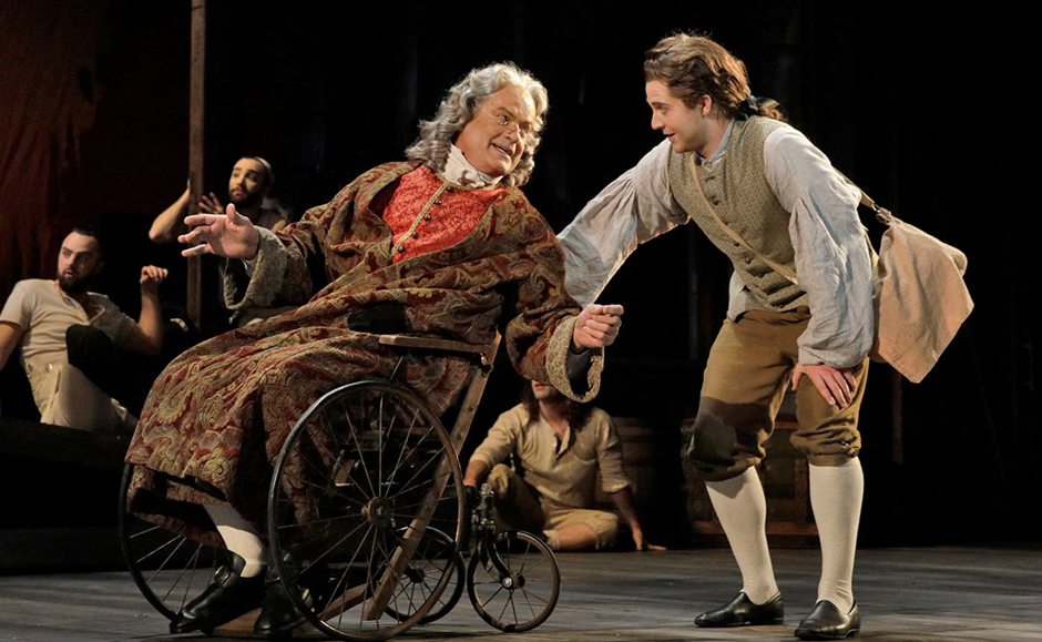 "Bernstein's ""Candide"" in L.A.: The best of all philosophical operettas"