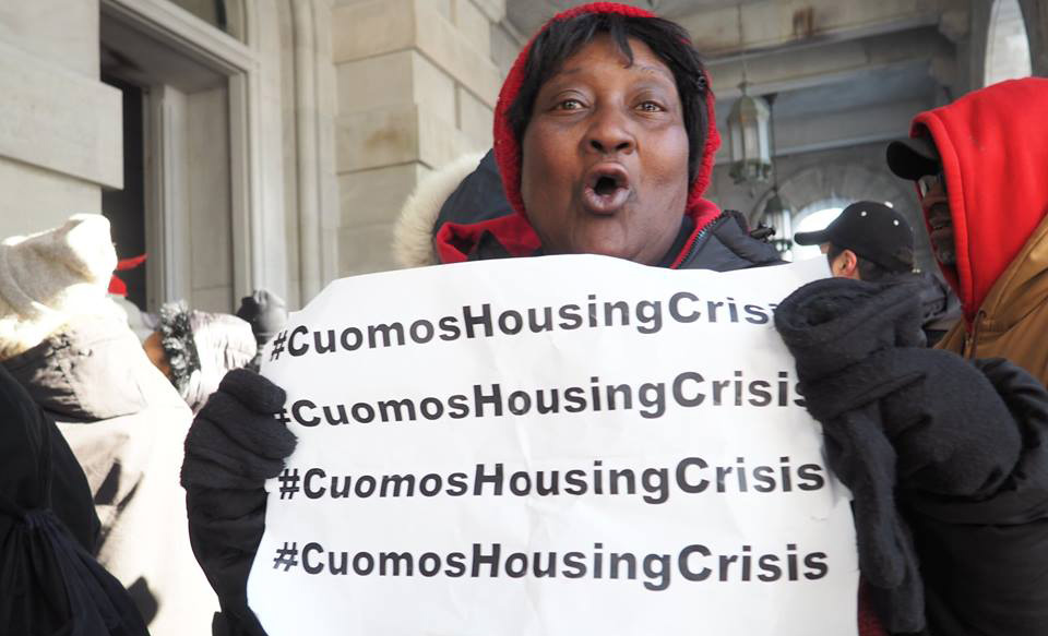 New York tenants rise up for fair housing