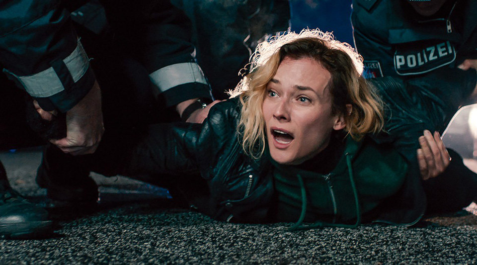 """""""In the Fade"""": Lone wolf antifa in new anti-neo-Nazi German film"""