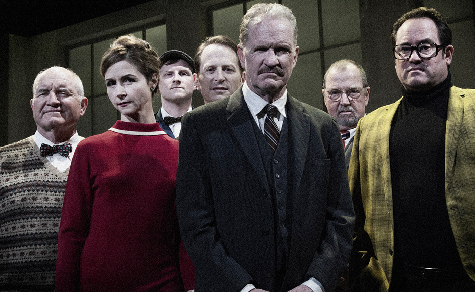 "Harold Pinter's dark comedy ""The Hothouse"" menacingly amuses in L.A."