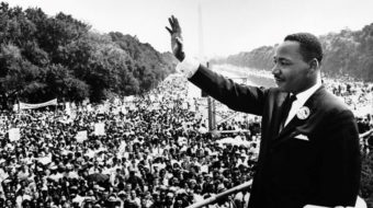 Still learning from Martin Luther King Jr.