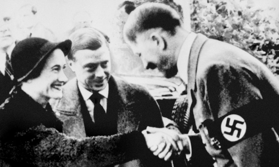How Winston Churchill protected Hitler's Nazi King of England