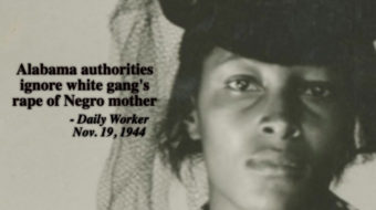 Recy Taylor's legacy and the power of the press