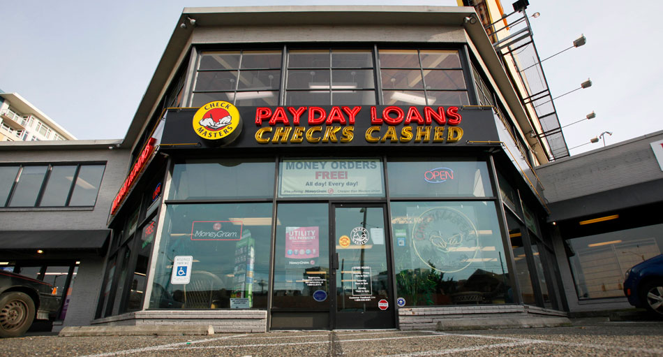 Trump administration sides with payday lenders against consumers