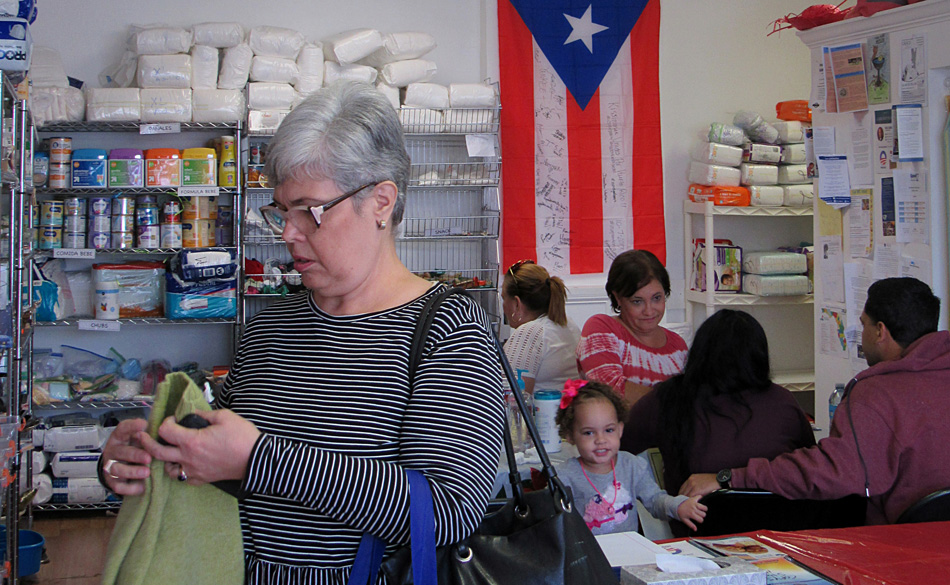 As Trump and Congress continue failing Puerto Rico, community steps up