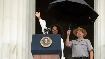 Oprah for president? How dare she!