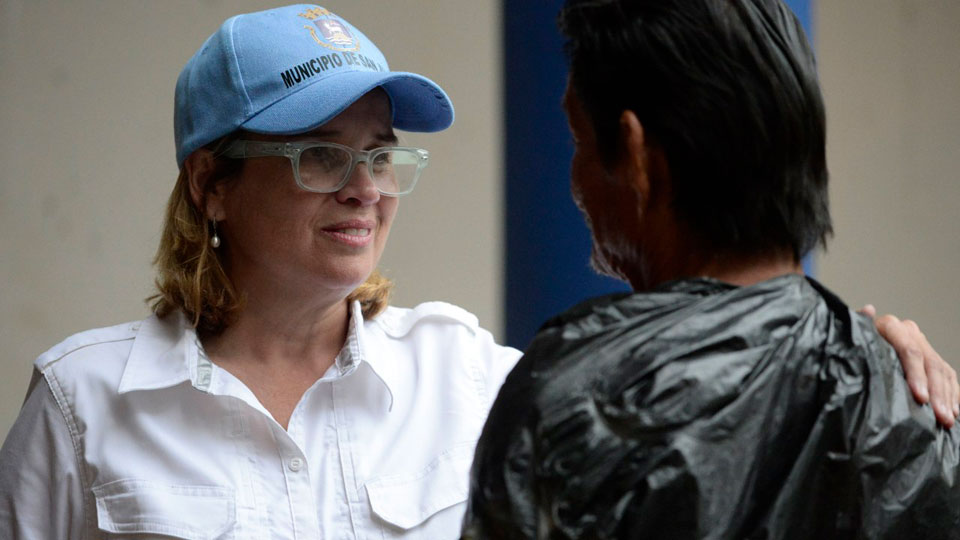San Juan Mayor: Puerto Ricans powerless due to U.S. inaction