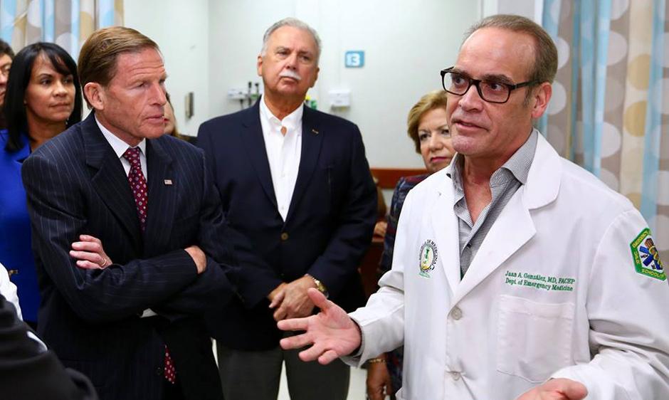 Connecticut senators fight for Puerto Rico
