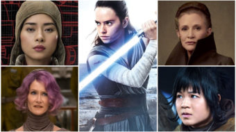 """The Last Jedi"": What we missed while worrying about white male feelings (again)"