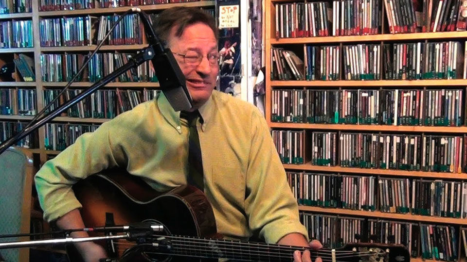 Roy Zimmerman reZists in hilarious and moving contemporary topical songs