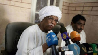 Sudan Communist leader arrested after bread protest