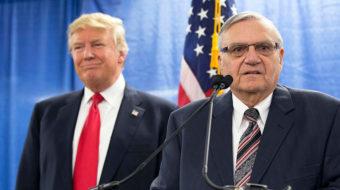 Criminal ex-sheriff, Joe Arpaio, wants Arizona's U.S. Senate seat