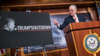 Schumer, Dems take heat on Dream Act as Trump shutdown ends